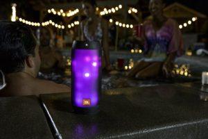 Der JBL pulse zwei Bluetooth-Lautsprecher für iphone.