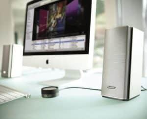 Das Campanion 20 PC-Lautsprecher System von Bose im Pc Lautsprecher Test