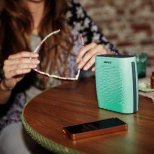 Bose SoundLink Colour Bluetooth Lautsprecher schwarz/Bluetooth Lautsprecher Bose