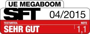 UE Megaboom wasserdichter bluetooth Lautsprecher