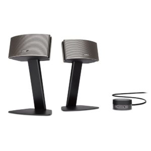 Bose Lautsprecher Companion - Multimedia-Lautsprechersystem, schwarz: