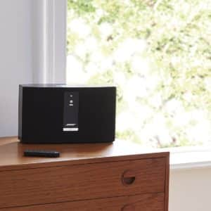 Bose SoundTouch 20 Series III kabelloses Music System schwarz/Bluetooth Lautsprecher Bose