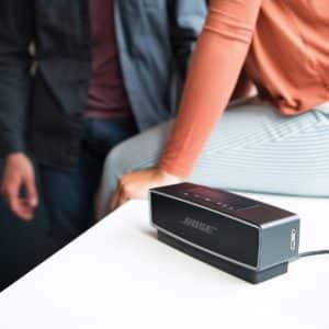 Der Lautsprecher Handy mit super Sound