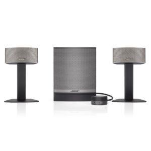 Zum Bose Lautsprecher Companion - Multimedia-Lautsprechersystem, schwarz: