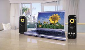 Creative GigaWorks - Laptop Lautsprecher